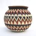 Basket from Panama 18