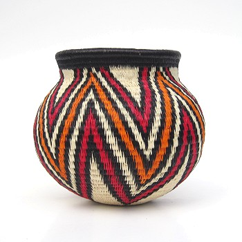 Wounaan Basket from Panama