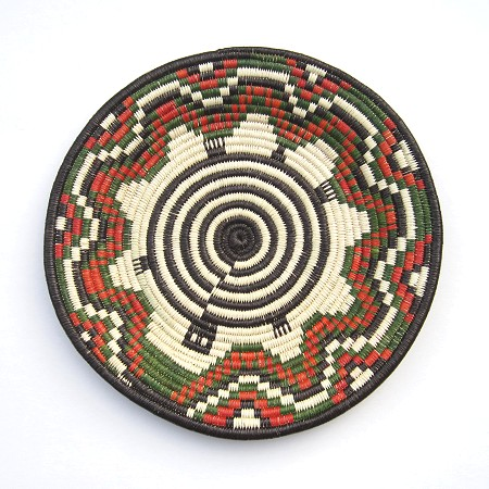 Plate Basket from Panama