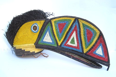 Side View of Mask