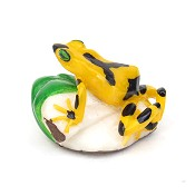 Frog Tagua Carving from Panama