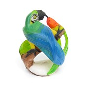 Bird Tagua Carving from Panama