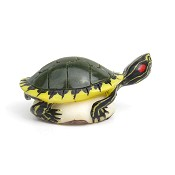 Turtle Tagua Carving from Panama